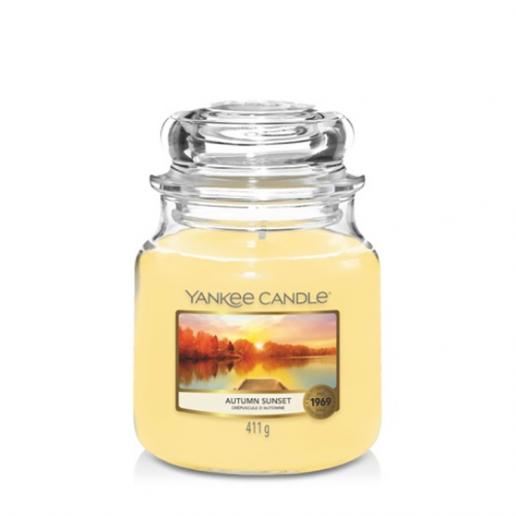 Autumn Sunset - Yankee Candle Medium Jar