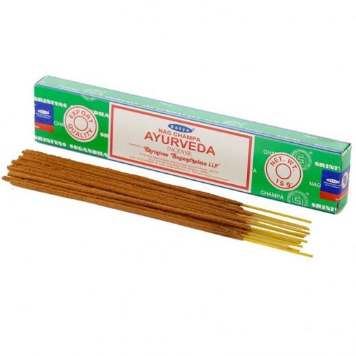 Ayurveda - Satya Hand rolled Incense Sticks
