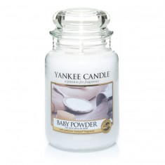 Baby Powder - Yankee Candle Large Jar