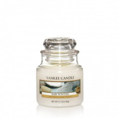 Baby Powder - Yankee Candle Small Jar