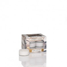 Baby Powder - Yankee Candle Tea Lights
