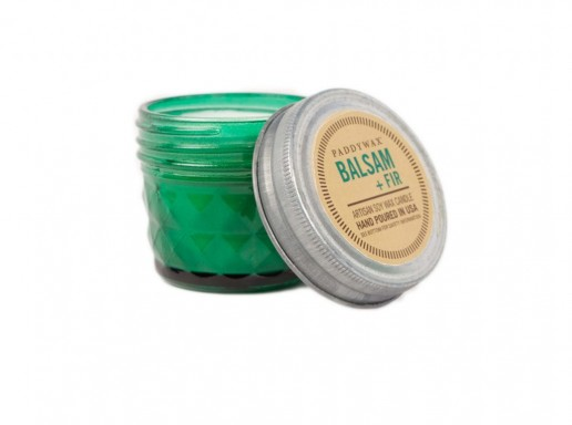 Balsam & Fir - Relish Vintage Small Jar Paddywax Candle