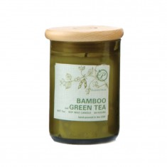 Bamboo & Green Tea - Eco Green Paddywax Candle