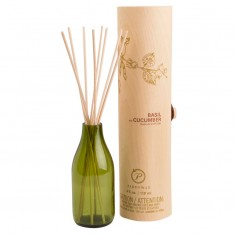 Basil and Cucumber - Eco Green Paddywax Reed Diffuser