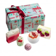 Be Mine Gift Set - Bath Bomb Cosmetics