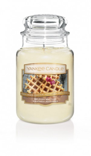 Belgian Waffles - Yankee Candle Large Jar