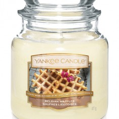 Belgian Waffles - Yankee Candle Medium Jar