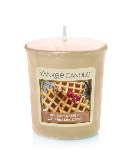 Belgian Waffles - Yankee Candle Samplers Votive