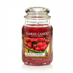 Black Cherry - Yankee Candle Large Jar