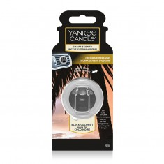 Black Coconut - Yankee Candle Car Vent Clip