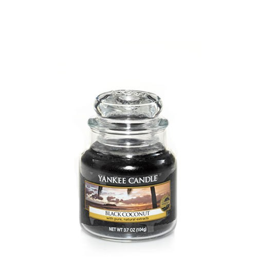 Black Coconut - Yankee Candle Small Jar