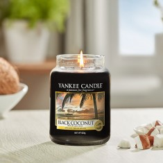 Black Coconut - Yankee Candle