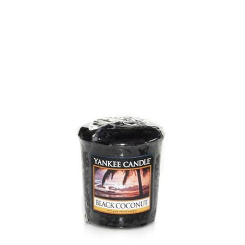Black Coconut - Yankee Candle Samplers Votive