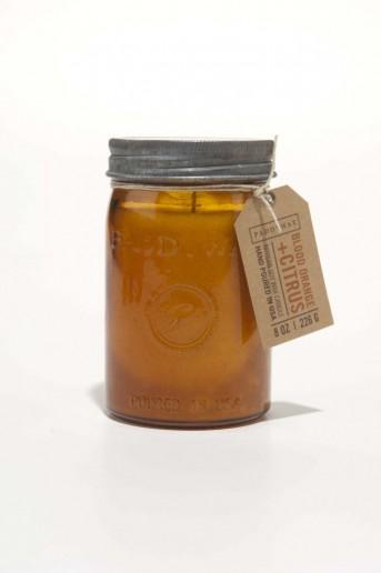 Blood Orange & Citrus - Relish Vintage Large Jar Paddywax Candle