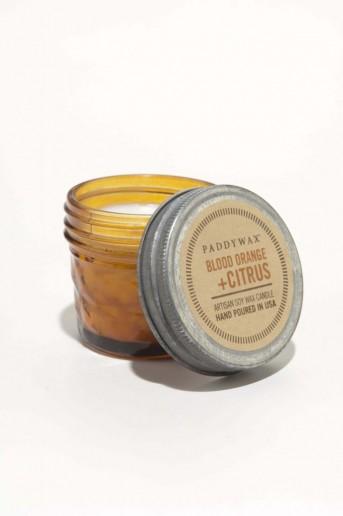Blood Orange & Citrus - Relish Vintage Small Jar Paddywax Candle