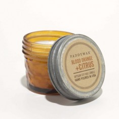 Blood Orange & Citrus - Relish Vintage Small Jar Paddywax Candle