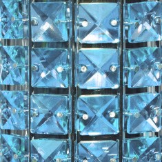 Blue Crystal - Electric Wax Melt Burner zoom