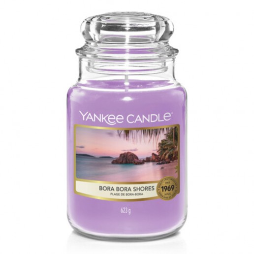 Bora Bora Shores - Yankee Candle Large Jar