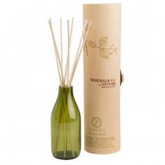 Bordeaux Fig and Vetiver - Eco Green Paddywax Reed Diffuser