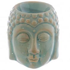 Buddha Head Aqua