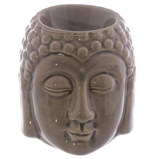 Buddha Head Grey