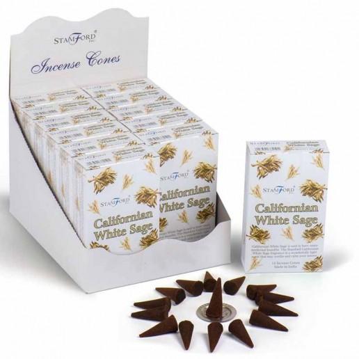 Californian White Sage - Stamford Incense Cones