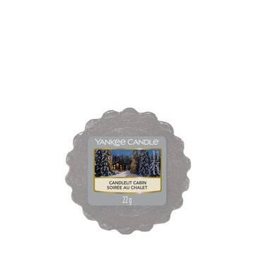 Candlelit Cabin - Yankee Candle Wax Melt