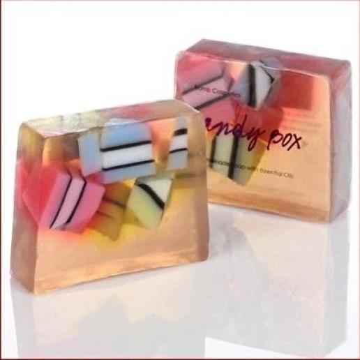 Candy Box Natural Handmade Soap