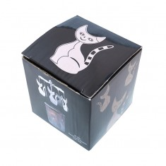 Cat - Spinning Tea Light Candle Holder box