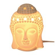 Ceramic Electric Wax Melt / Oil Burner - Buddha