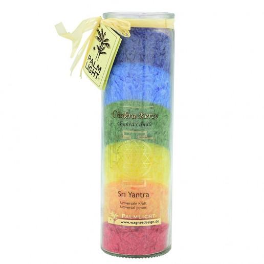 Chakra Candle - Multicolor