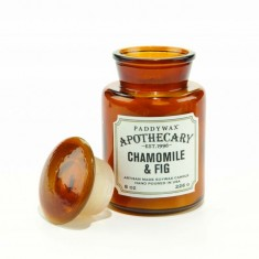 Chamomile & Fig - Apothecary Paddywax Candle