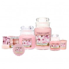 Cherry Blossom Yankee Candle Family