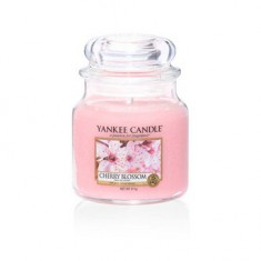Cherry Blossom - Yankee Candle Medium Jar