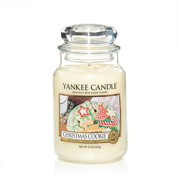 Christmas Cookie - Yankee Candle Large Jar
