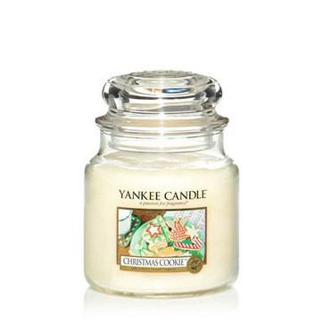Christmas Cookie - Yankee Candle Medium Jar