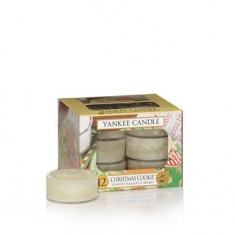 Christmas Cookie - Yankee Candle Tea Lights