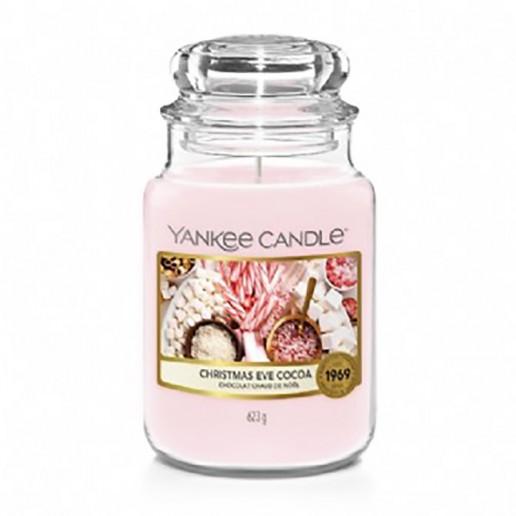 Christmas Eve Cocoa - Yankee Candle Large Jar