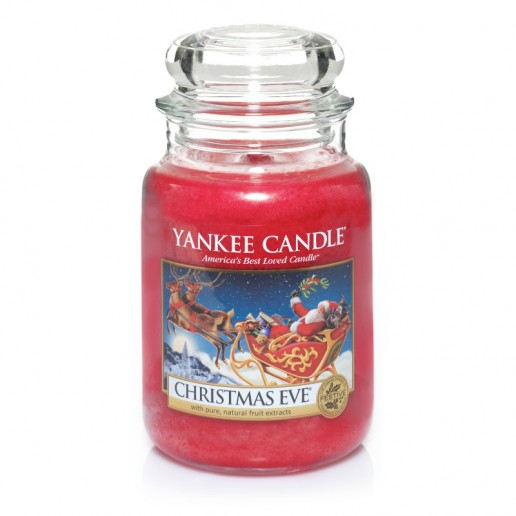 Christmas Eve - Yankee Candle Large Jar