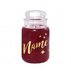 Christmas Magic name personalised gold