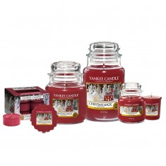 yankee candles christmas magic scented candles