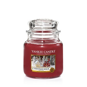 Christmas Magic - Yankee Candle Medium Jar
