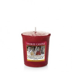 Christmas Magic - Yankee Candle Samplers Votive