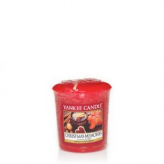 Christmas Memories - Yankee Candle Samplers Votive