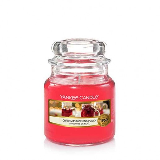 Christmas Morning Punch - Yankee Candle Small Jar