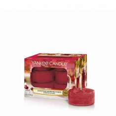 Christmas Morning Punch - Yankee Candle Tea Lights