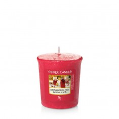 Christmas Morning Punch - Yankee Candle Samplers Votive