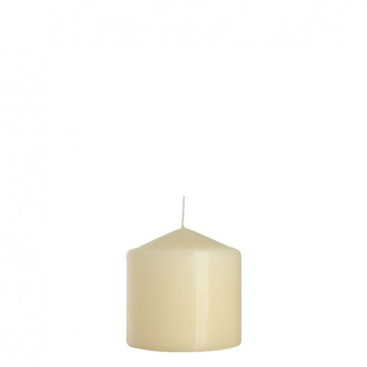 Church Candle 100x100 ivory