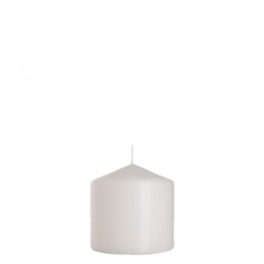 Church Candle 100x100 white