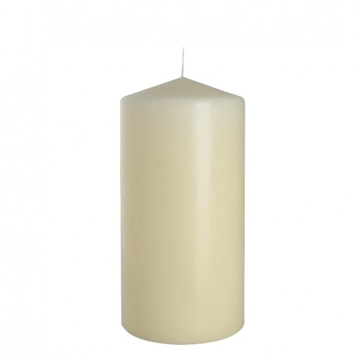 Church Candle 100x200 ivory